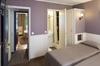 Quadruple 2 room  communicate rooms 1 double bed + 2 single beds
