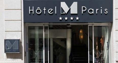 Hotel le m à Paris