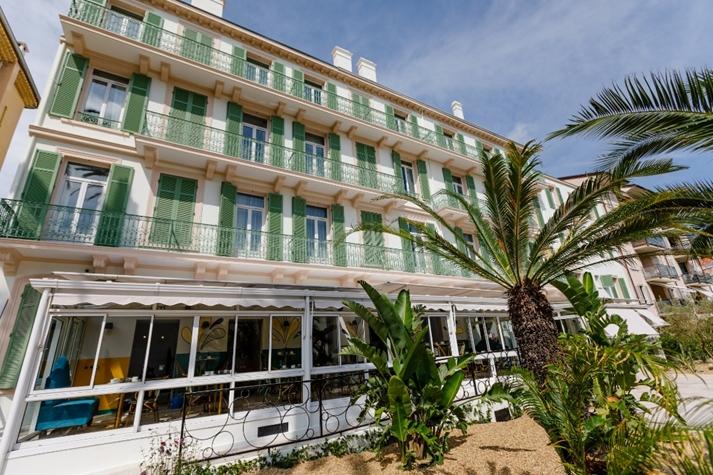 Hôtel verlaine a Cannes