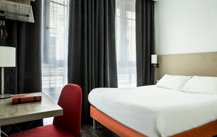 Hôtel beaurepaire (ex - république hôtel) à Paris