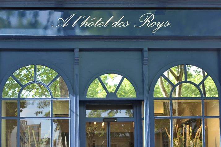 Hôtel des roys à Versailles