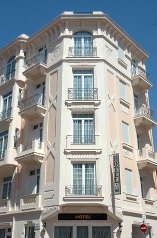 Hotel le lausanne à Nice