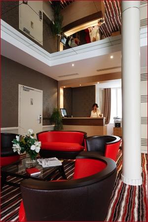 Hotel du Grand Soleil à Paris