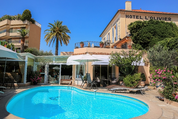 Hotel de l'Olivier in Cannes