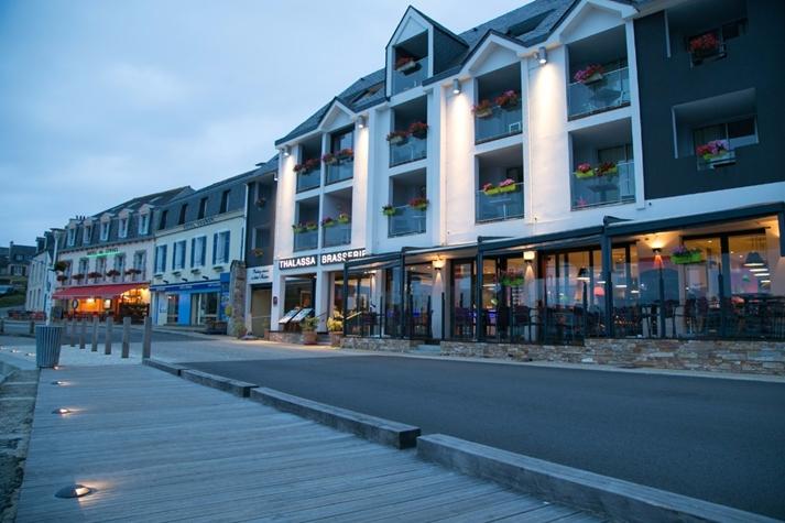 Hôtel thalassa à Camaret-sur-mer