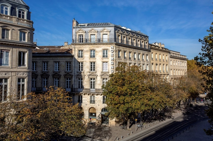 Hôtel de normandie à Bordeaux