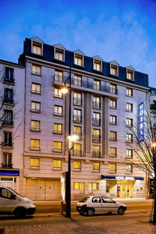 Abrial hotel à Paris