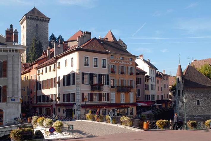 Hôtel du Palais de L'isle à Annecy