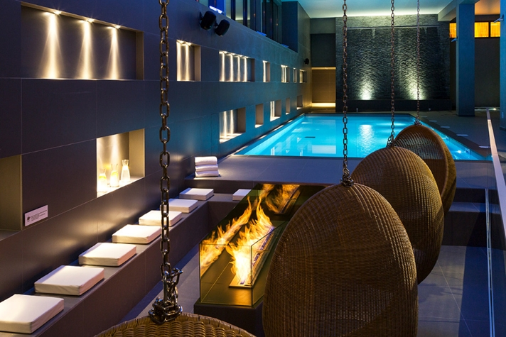 Hôtel l'Héliopic sweet and spa à Chamonix-mont-blanc