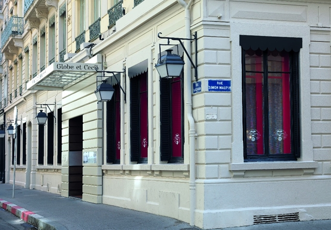 Hotel Globe et Cecil à Lyon