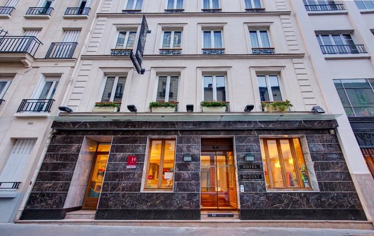 Hotel muguet à Paris