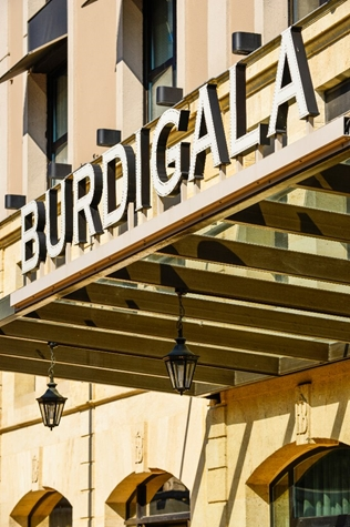 Hôtel burdigala in Bordeaux