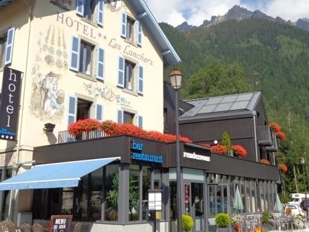 Hôtel les lanchers à Chamonix-mont-blanc