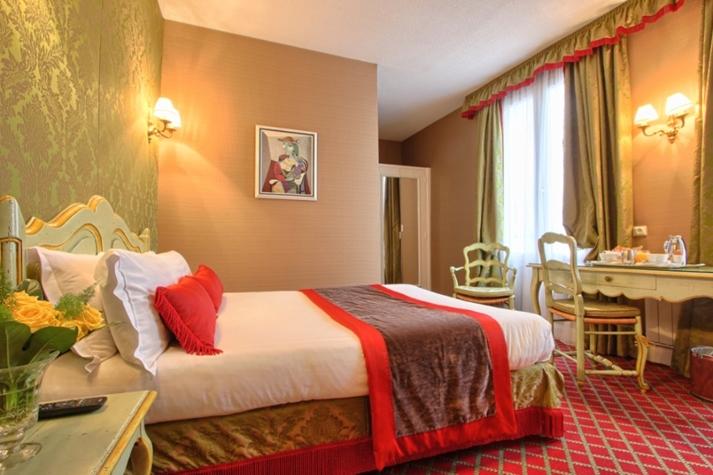 Hôtel de seine à Paris