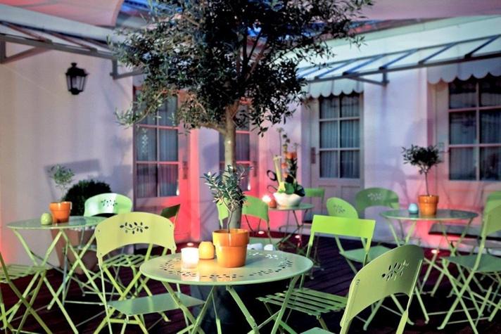 Hôtel Alexandra à Lyon