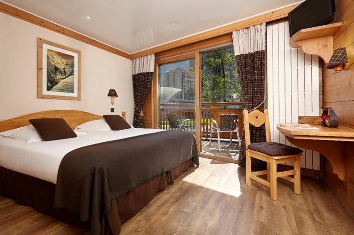 Hôtel de l'Arve à Chamonix-mont-blanc