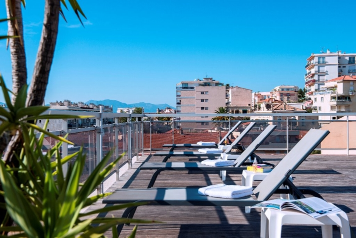 Hotel Club Maintenon à Cannes