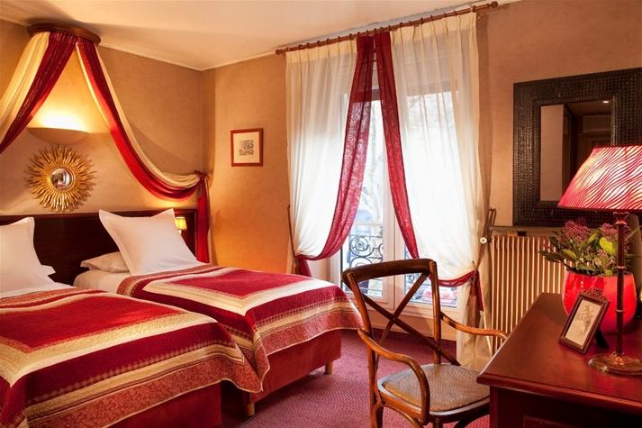Hôtel Britannique à Paris