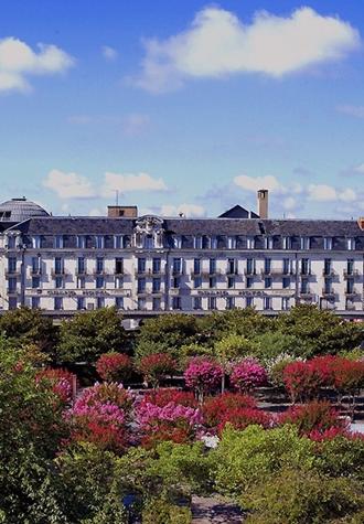 Grand Hôtel de Tours à Tours