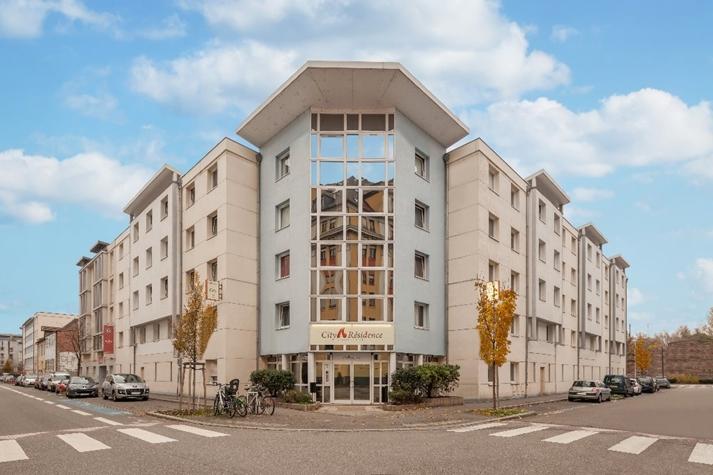 City Résidence Strasbourg Centre à Strasbourg