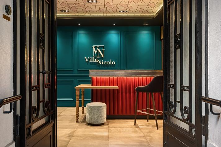 Hôtel nicolo à Paris