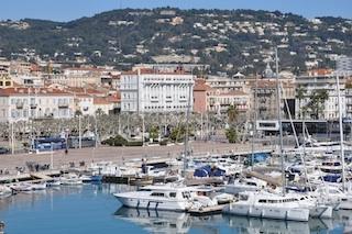 Hôtel splendid à Cannes