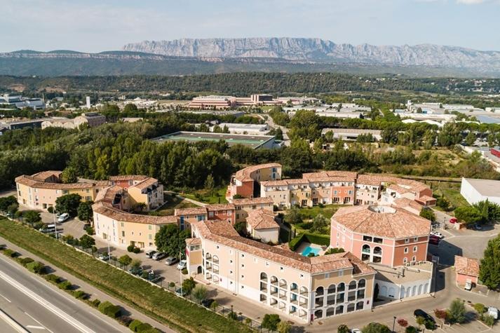Garden & City Aix en Provence - Rousset à Rousset