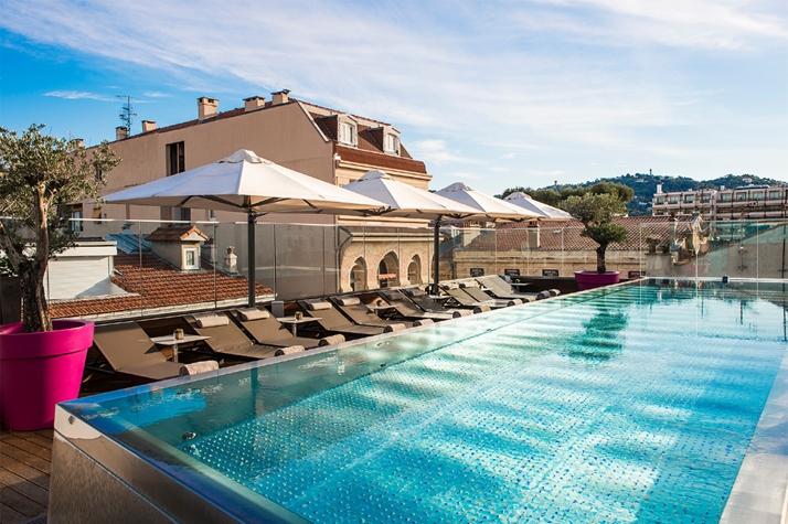 Five Seas Hotel Cannes à Cannes