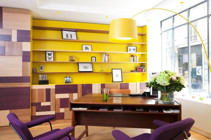 Hôtel crayon à Paris