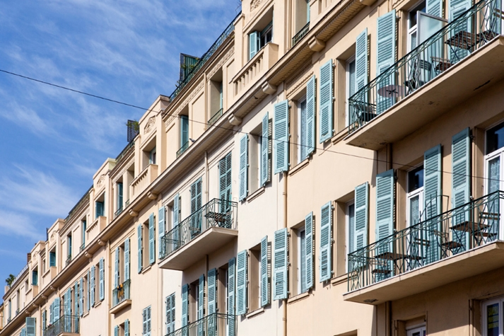 Apart'Hôtel ajoupa à Nice