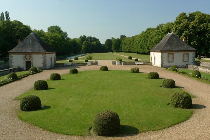 Château de Bourron à Bourron-Marlotte