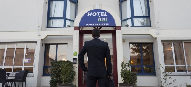 Hotel inn Design Resto Novo Tours à TOURS