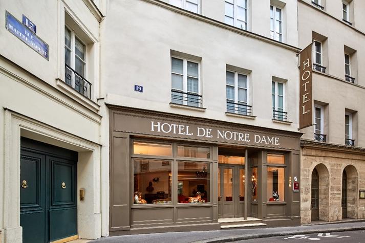 Hôtel de Notre Dame à Paris