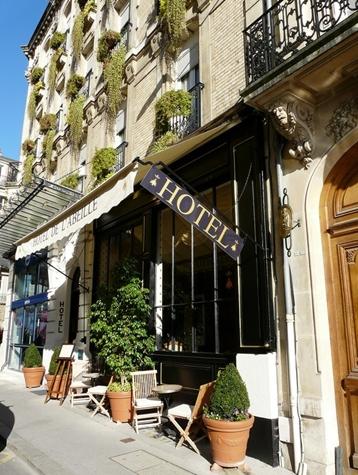 Hôtel de l'Abeille à Orléans