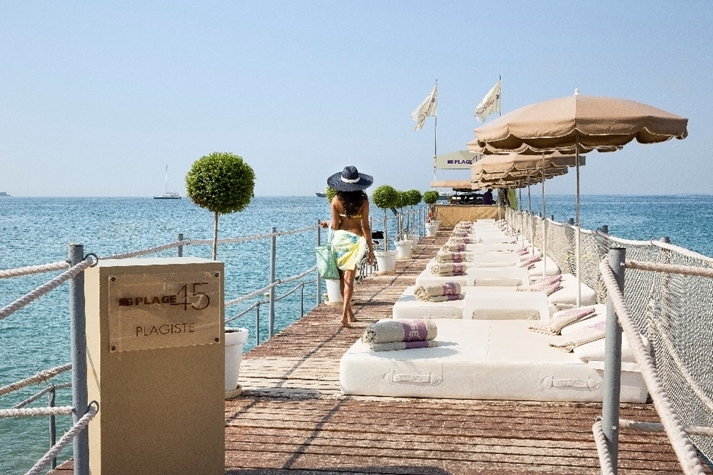 Grand Hôtel à Cannes