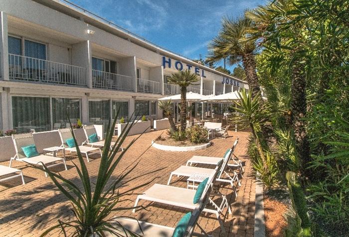 Hôtel josse à Antibes
