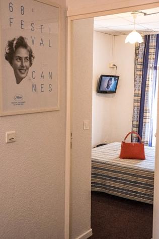 Hotel Little Palace à Cannes
