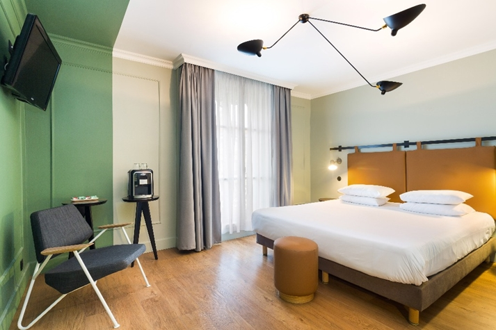 Hotel Silky by HappyCulture à Lyon
