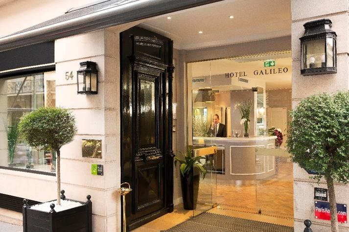 Hotel galiléo à Paris