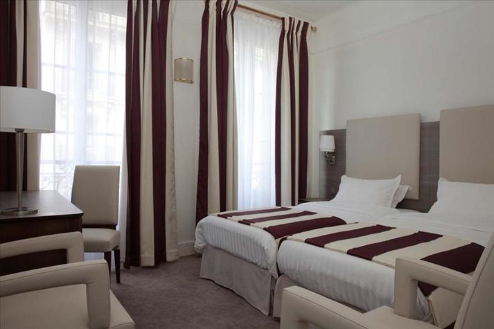 Hotel mayflower à Paris