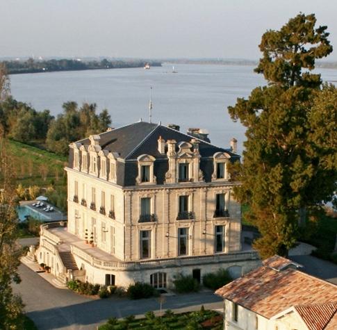 Château grattequina a Blanquefort