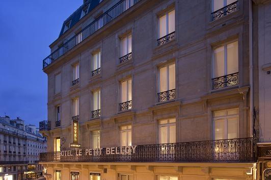 Le Petit Belloy Saint Germain à Paris