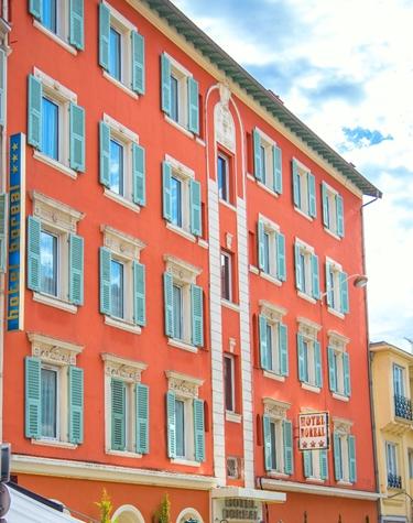 Hôtel boréal nice à Nice