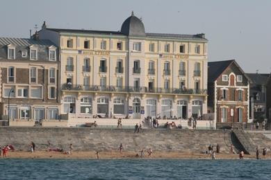 Kyriad saint malo plage a Saint-malo