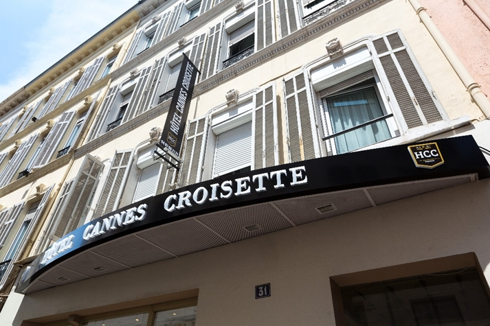 Hotel cannes croisette in Cannes