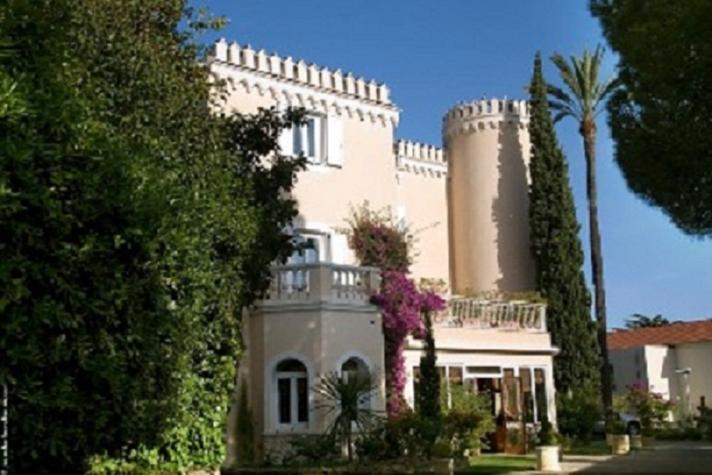 Hôtel chateau de la tour à Cannes