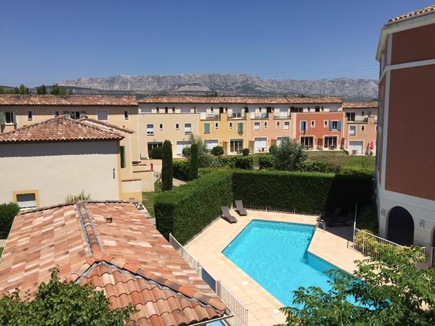 Garden & city aix en provence - rousset a Rousset