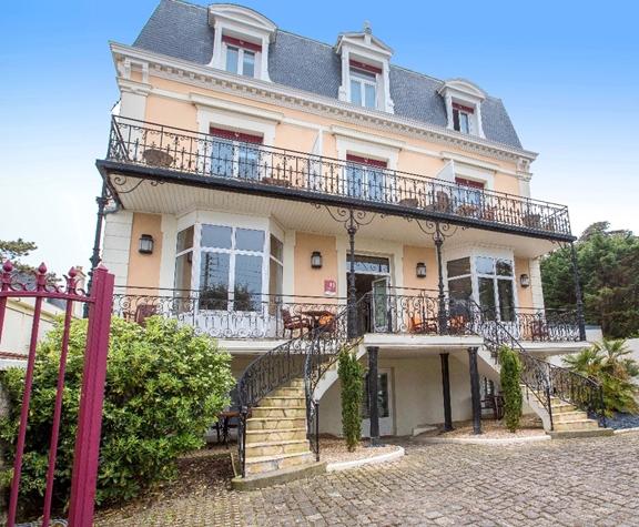 Hôtel 4* La Villefromoy à Saint-Malo