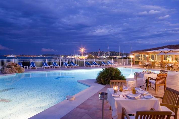 Hotel giraglia à Grimaud