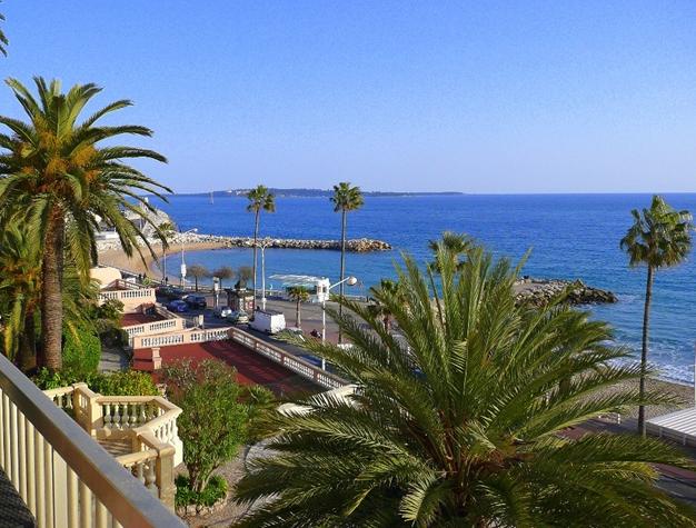 Résidence coeur de cannes beach in Cannes